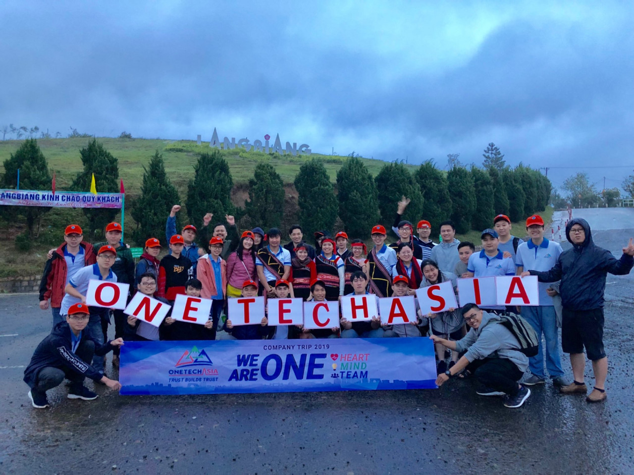 OneTech Asia Company trip 2019 – TOGETHER WE SHINE – 04/09/2019 – 07/09/2019