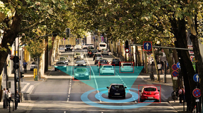 自動運転テストシステム、自動車CGコンテンツ制御シミュレーターUnityアプリ開発