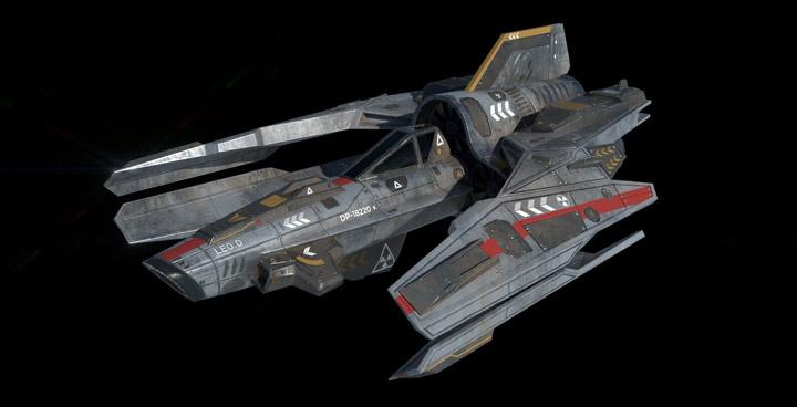 Maya/3ds Maxで制作、Steam向けコンシューマゲームの戦艦3DモデルのCG制作