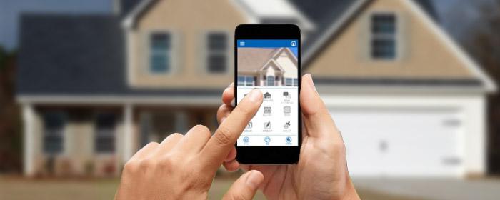 住宅会社の営業支援、顧客管理アプリ開発