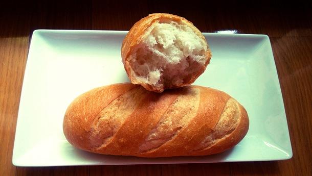 大変美味しいパンを再現しました