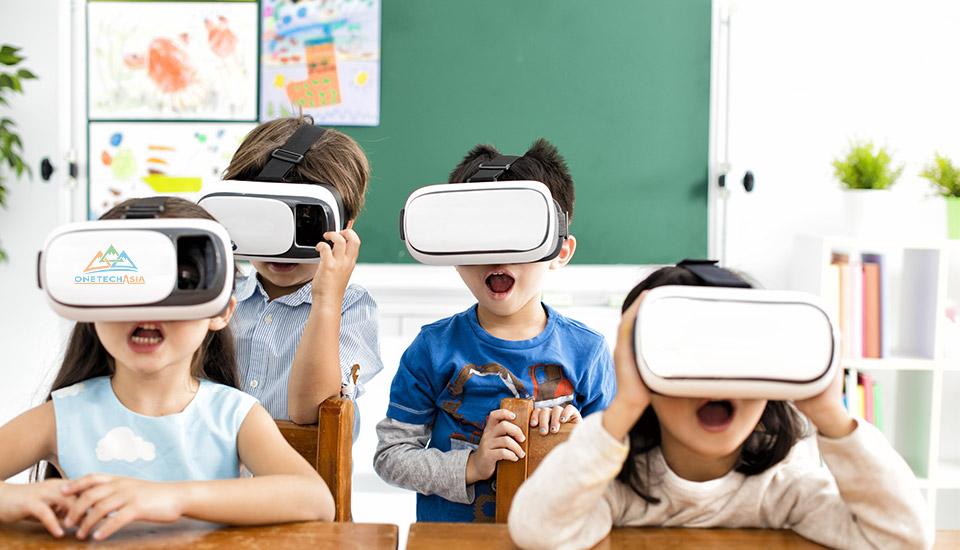 教育現場で活躍するVRの運用事例をご紹介