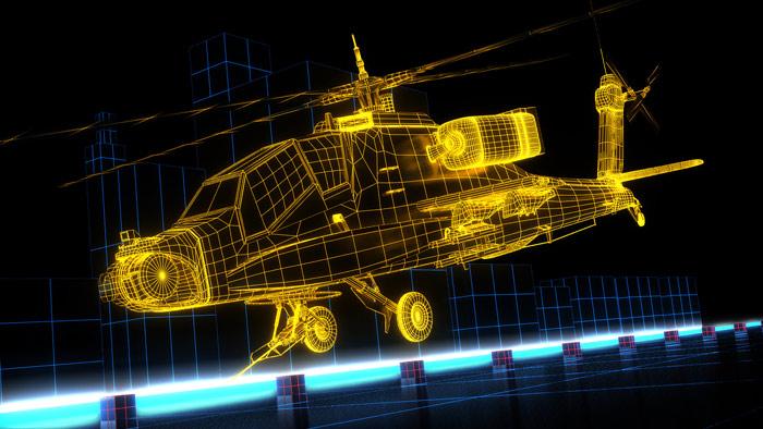 大規模プロジェクト、オンラインゲームの3DCG背景やMAP制作(オフショアラボ契約)