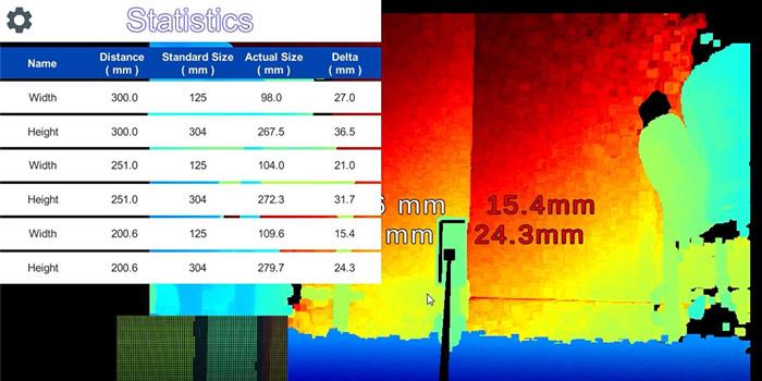 iPhone12にも搭載されたLiDARセンサーで遠隔測定、測量UNITYアプリケーションの研究開発