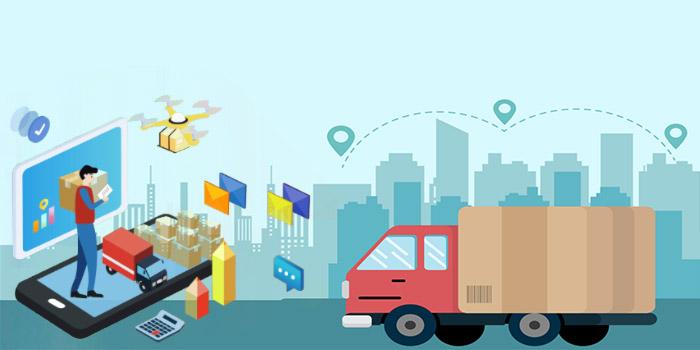広告印刷業向けの工場サブシステム運送業者用の送り状発行システム