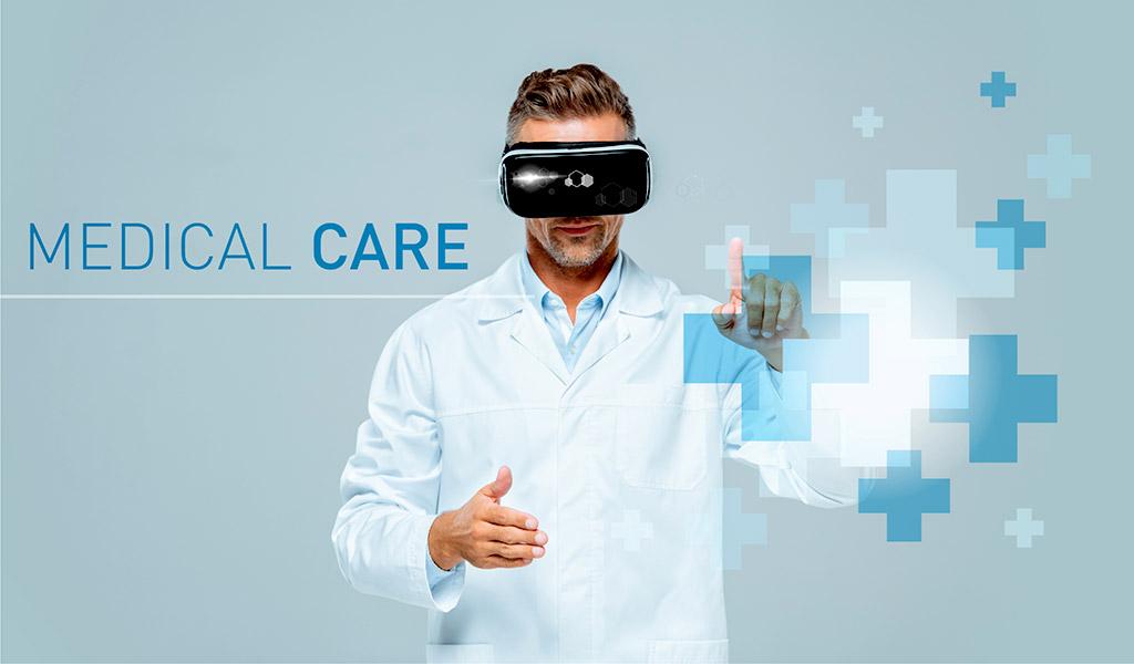 10 Ứng dụng công nghệ ứng dụng VR/AR trong y tế