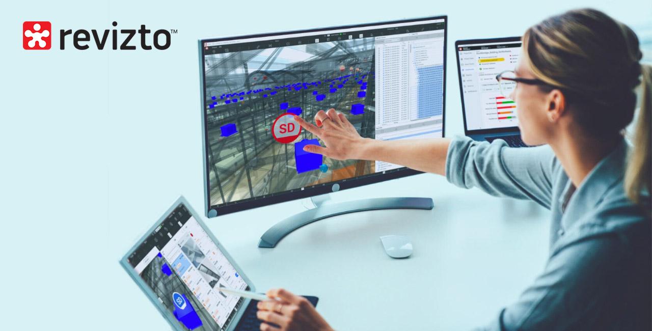 没入型VR-エクスペリエンスもBIM運用のクラウド化を推進する「Revizto」の強み