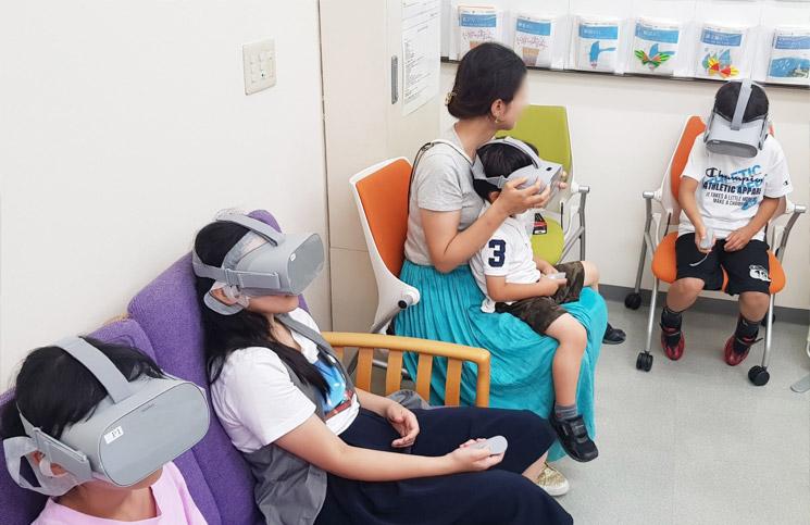 VR医療の重要なポイントの一つ(認知行動療法)