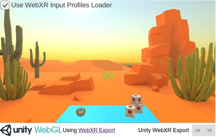 WebVRとは?UNITY WebGLで簡単なWebVRアプリを作成できるの?