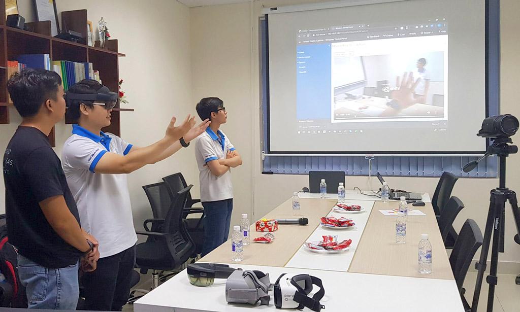 ONETECHはベトナムにおいて定期的にエンジニア向けUNITYセミナーを開催しております。