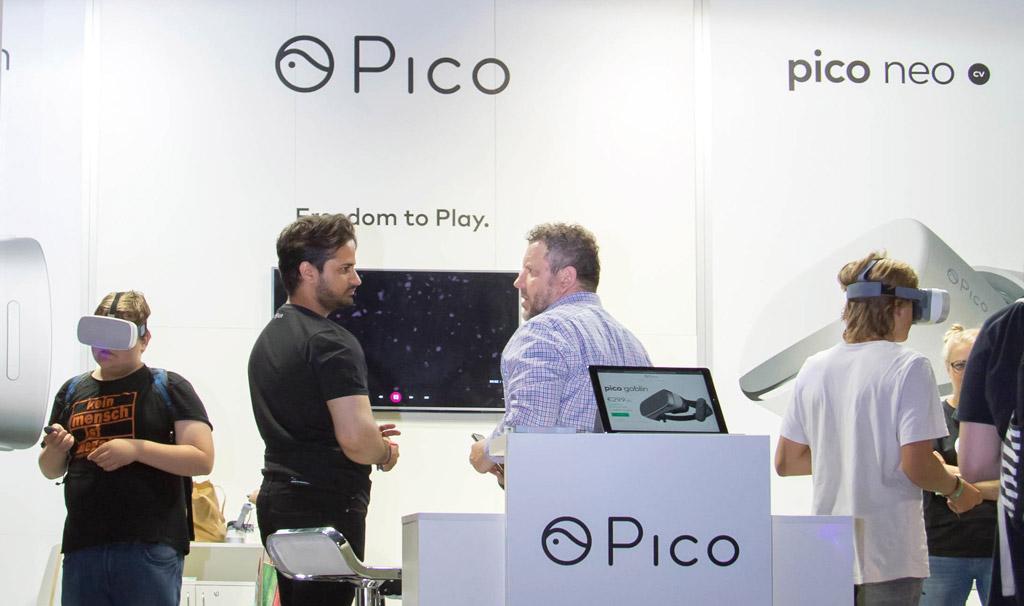 一体型VRヘッドセット「Pico Neo 3」の特徴とは