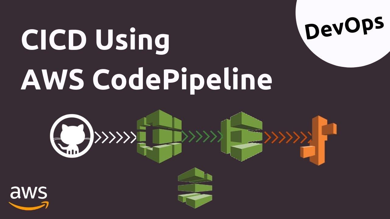 CICD using AWS CodePipeline