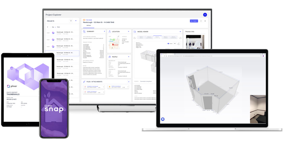 "Ứng dụng AR ""PLNAR"" - SmartPicture Technologies"