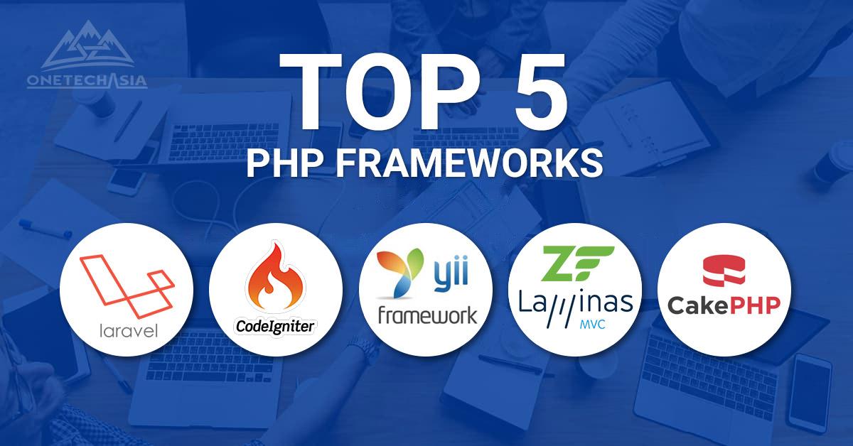 Framework PHP là gì? 5 Framework PHP tốt nhất cho lập trình web hiện nay