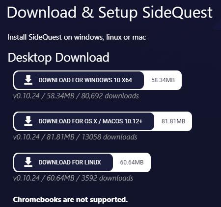 download-and-setup-sidequest