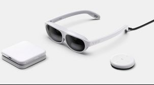 AR(拡張現実)グラスnreal light向けコンテンツ制作とアプリ開発