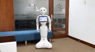 Softbank社のPepperロボットで制作したAI(人工知能)の音声認識チャットアプリ