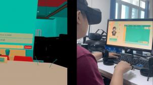 VRバーチャルオフィス!オフィスを仮想空間に!VRアプリの開発
