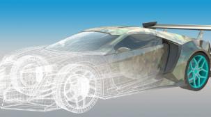 自動車販売会社向けハイクオリティな3Dモデリング制作